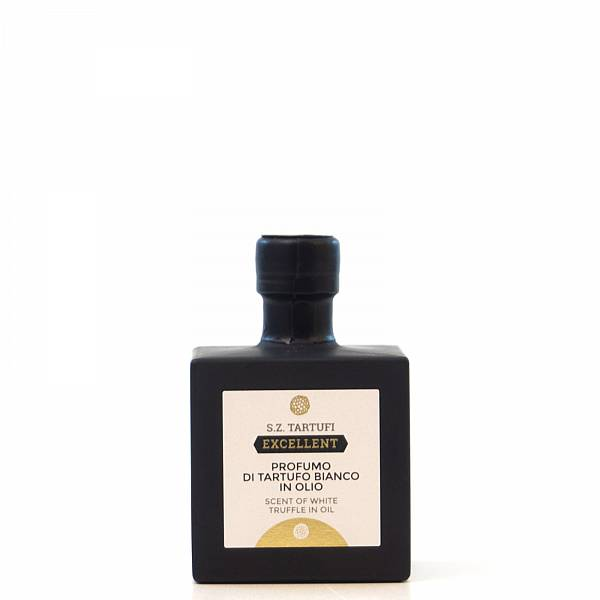 S.Z. Tartufi Scent of white truffle in oil without flavors 100 ml. 3,36 oz. LIMITED EDITION